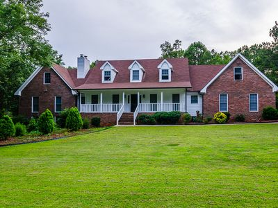 Photo for Stunning 4 BDR Mansion, 1 Acre Pool, NEW