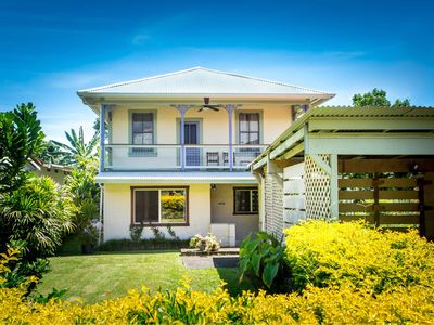 Photo for Beautifully restored Historic Home. Walk to Honomū Town!
