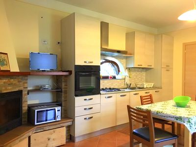 Photo for Cottage in country side with pool few kms from Lucca and Pisa