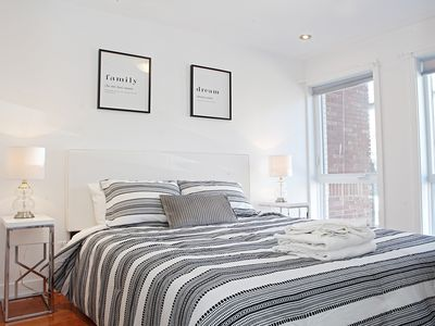 Photo for Great New Apt - 3 Bedrooms Plateau Mont Royal