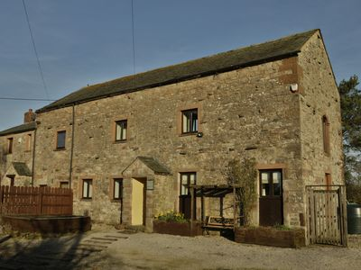 Photo for Family friendly barn in quiet rural location on the fringe of the Lake District