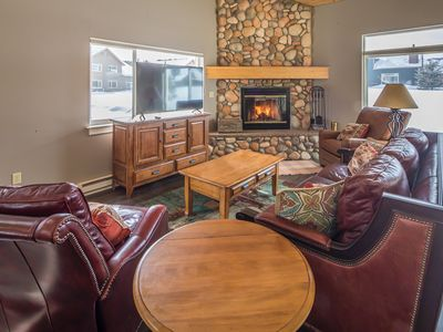 Photo for Stay Montana - 2 Day Cancel - Firelight Chalet with Winter Shuttle Service