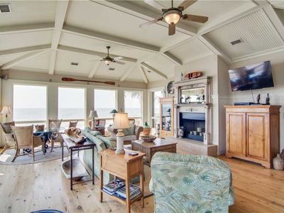 Photo for Stunning Oceanfront Home- Perfect for Events!