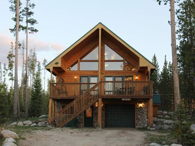 Photo for Immaculate, large and inviting! Gorgeous mountain and lake views! Sleeps 12!
