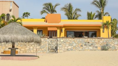 Photo for Best Location On the Beach In Downtown Los Barriles