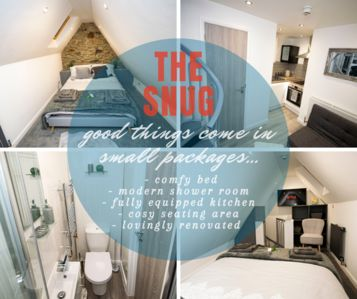 Photo for The Snug - Self Catering One Bedroom Apartment
