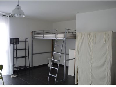 Photo for Nice bright and quiet Studio near the city center