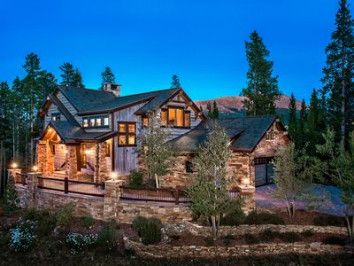 Photo for Snowflake Chateau Luxury Ski-In / Ski-Out Home Hot Tub Breckenridge Colorado