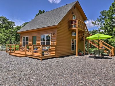 Photo for Deluxe Combined Lower Cottage and Loft at Starlight Ridge