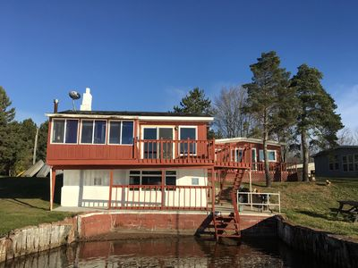 Photo for 4BR Lodge Vacation Rental in Big Bay, Michigan