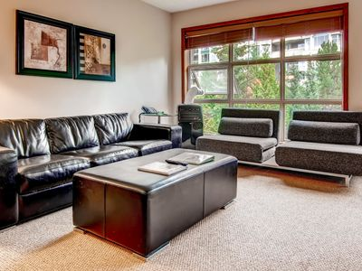 Photo for Prime Ski-in Ski-out Location! Top Floor Unit, Pool, Hot tubs, BBQ (549)