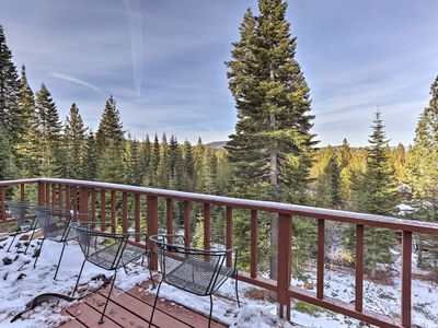 Photo for Tahoe Donner Home w/Guest Passes-Walk to Ski Lift