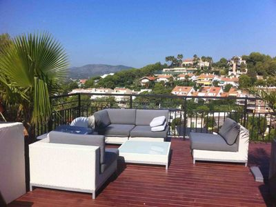 Photo for Sitges: Apartment/ flat - SITGES