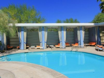 Photo for The new Biltmore Colony is the Place to Stay in South Palm Springs!