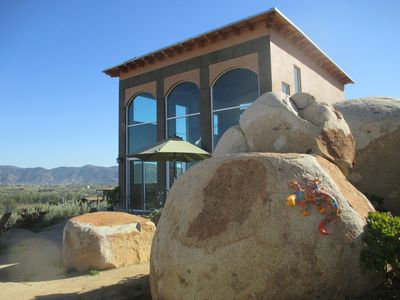 Photo for Wine Country Loft in Valle de Guadalupe located on Working Vineyard