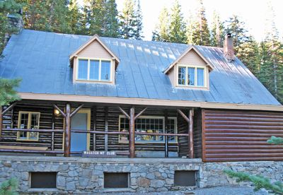 The Lodge is perfect for weddings, parties, and business retreats.