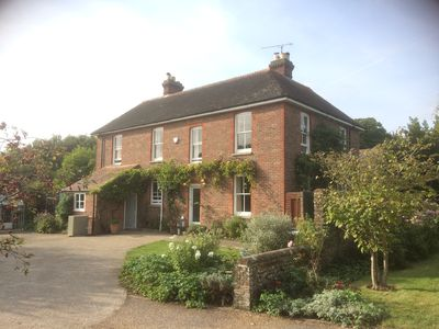 Photo for Elegant 5 Bedroom Family Country House in Peaceful Rural Village, West Sussex