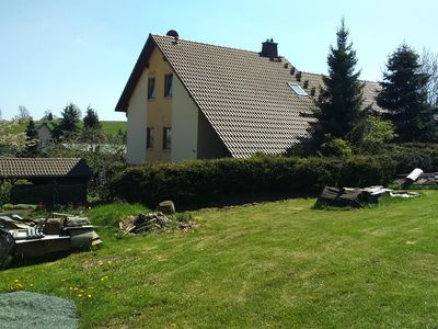 Photo for 1BR Apartment Vacation Rental in Oelsnitz\/Erzgebirge