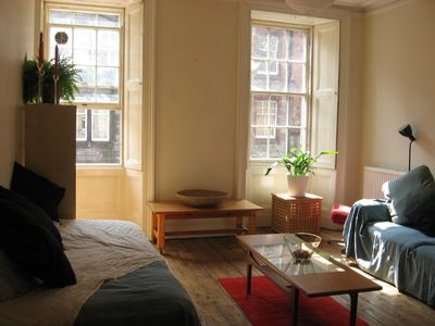 Photo for Beautiful Spacious Period Apartment in the Heart of the City Centre