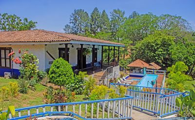 Photo for Beautiful Spacious Private Home True Costarican Nature Experience