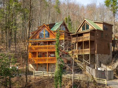 Photo for BE THE FIRST to rent this new RENTAL cabin at a SUPER LOW Price!