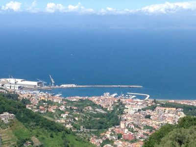 Photo for Small Paradise overlooking the Gulf of Naples