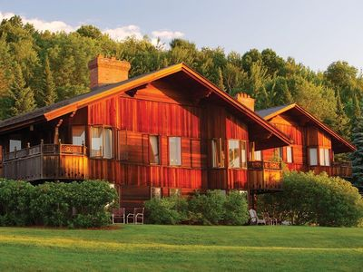 Photo for Vt Foliage - Unbelievable views - Top Floor Guesthouse - Trapp Family Lodge.