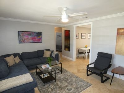 "Photo for ""New"" Beautiful ENTIRE Home Near Wilton Manors, Las Olas Blvd & The Beach"