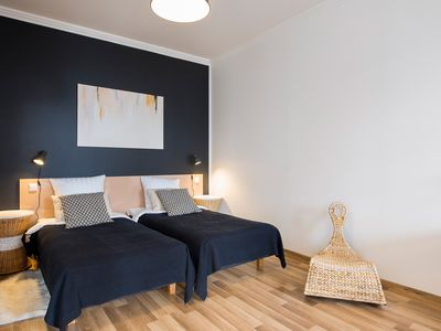 Photo for Modern, Homely Apartment on the Central Street of the RIga Old Town