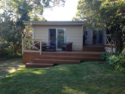 Photo for Peaceful Narrabeen Getaway  ❈  Surf beaches  ❈ Lush kids backyard w/ trampoline