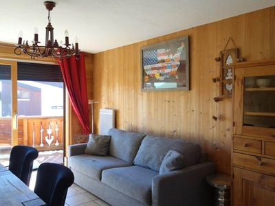 Photo for APARTMENT ALPE D'HUEZ HAUT DE STATION