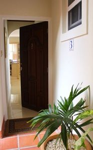 Entrance to Apartment 3