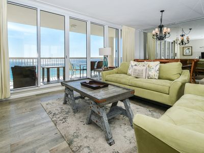 Photo for Nautical-themed beachfront getaway w/private balcony! 🌊