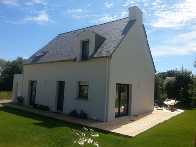 Photo for Holiday home in Fouesnant Beg Meil minutes from the beach ...