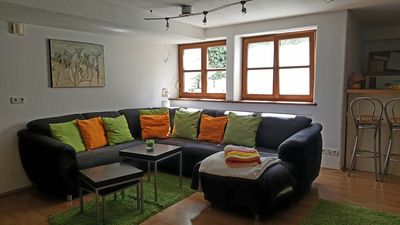 Photo for Cozy fully furnished 3 room apartment on the eastern outskirts of Munich