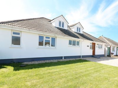 Photo for Sands End   4 Bedroom Chalet Bungalow   Croyde