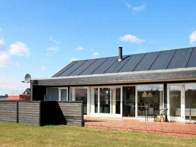 Photo for Modern Holiday Home in Brovst Jutland with Spa