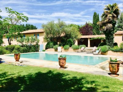 Photo for Bastide air-conditioned amidst lush greenery heated pool 5min Cville