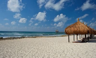 Photo for 1 BR suite in luxury resort on Riviera Maya