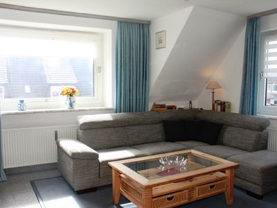 Photo for Apartment with 2 sep. Bedrooms, living room with sofa bed, kitchen, garden area
