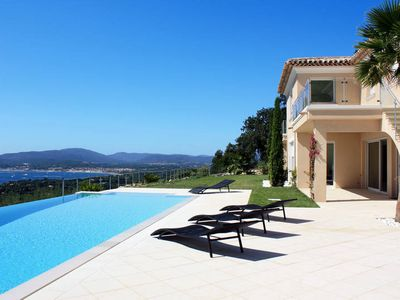 Photo for Vacation home Villa Lei Suve  in Grimaud, Côte d'Azur - 6 persons, 3 bedrooms
