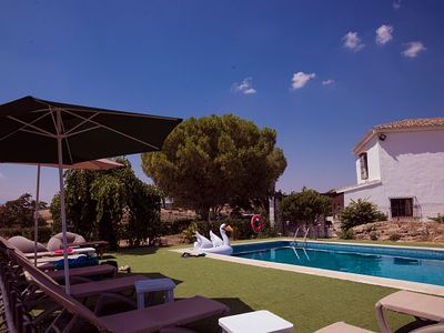 Photo for Self catering Cortijo Alto for 17 people