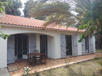 Photo for House 4 faces with garden of 660 square meters 8 minutes walk from the port
