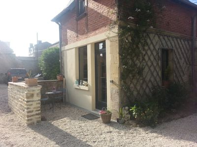 Photo for 1BR House Vacation Rental in Courseulles-sur-Mer, Normandie