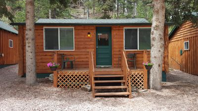 Photo for Crane Cabin @ Trails End - Just 2 blocks from Main Street, Hill City!