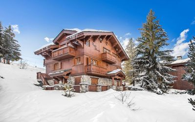 Photo for Typical and charming chalet with appearing frameworks