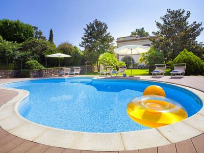 Photo for Sant'Agata sui Due Golfi Villa, Sleeps 9 with Pool, Air Con and WiFi