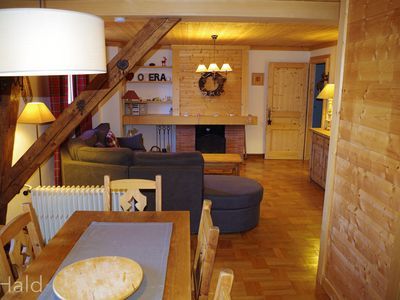 Photo for 2BR Apartment Vacation Rental in Combloux