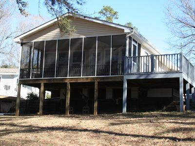 Photo for Hartwell Lake Front Rental