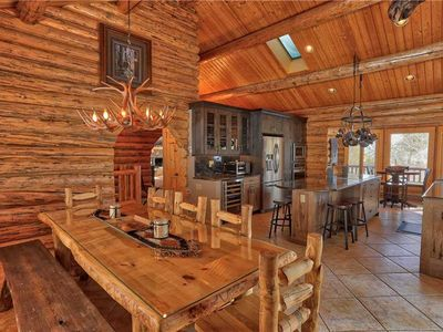 Photo for Invitingly Furnished  4 Bedroom  - Black Bear Lodge